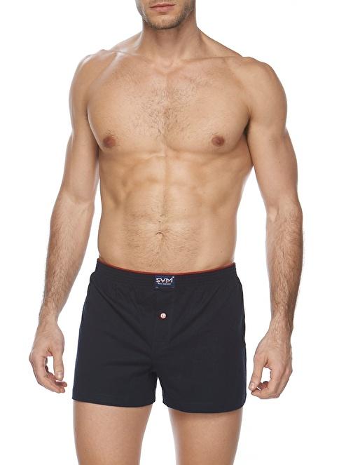 SVM 2'Li Penye Boxer  Lacivert